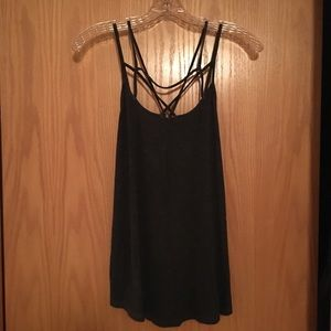 NWT AE Soft & Sexy Strappy Tank Top